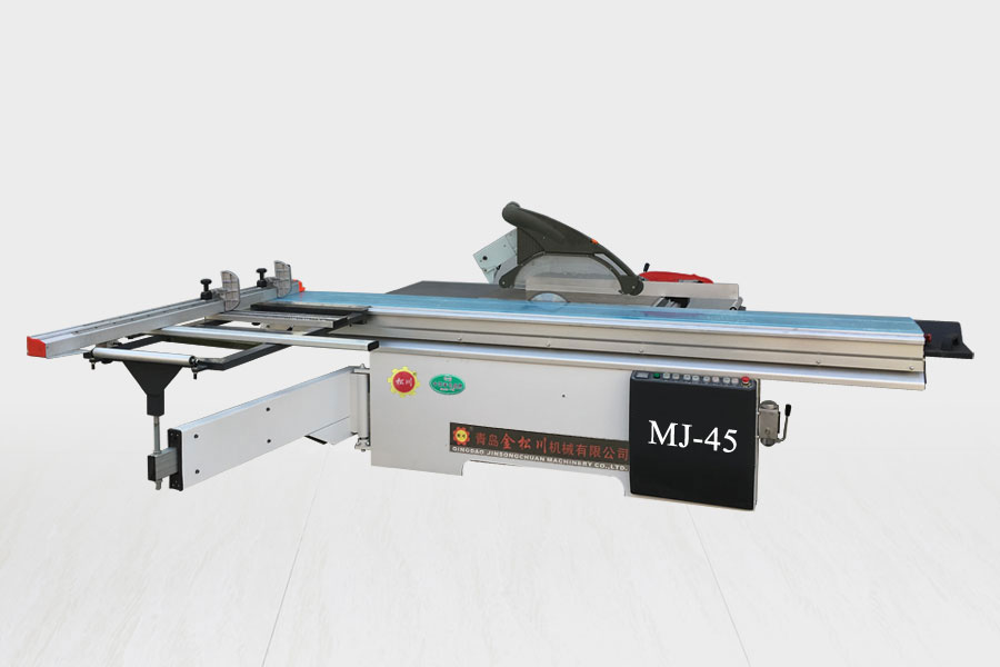 MJ-45 electric lift electric tilt digital display table saw