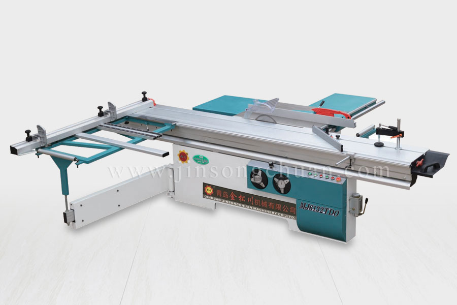 45° manual precision panel saw