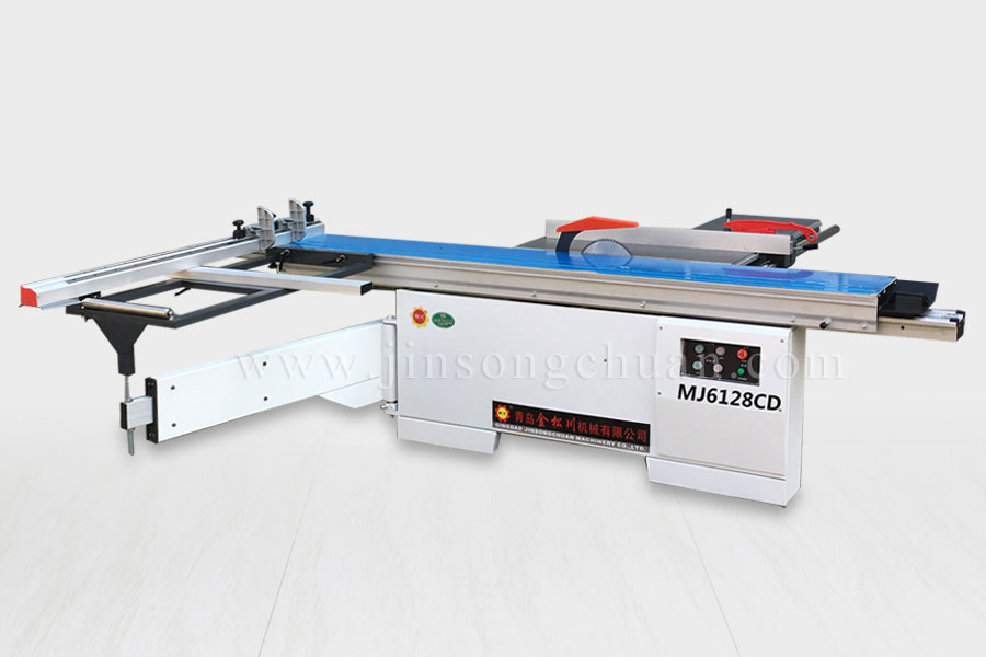 MJ6128CD precision sliding table saw